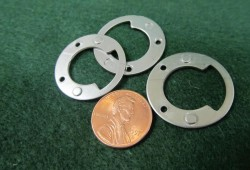 Small Stainless Stamped Detent